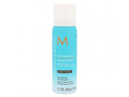Moroccanoil Style Dark Tones - suchý šampon