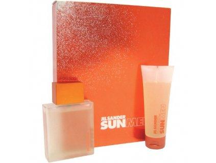 Jil Sander Sun for Men - toaletní voda 75 ml + sprchový gel 75 ml