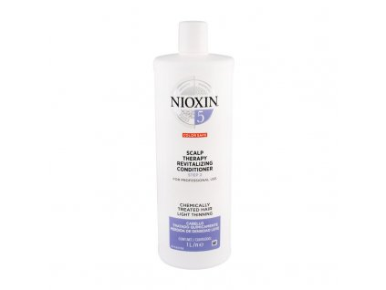 Nioxin System 5 Scalp Therapy - kondicionér