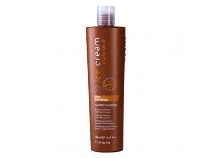 Inebrya Šampon pro kudrnaté vlasy nebo vlasy po trvalé Ice Cream Curly Plus - (Curl Shampoo)