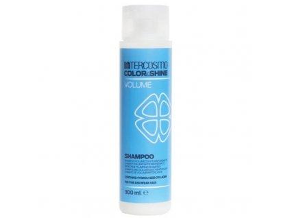 Intercosmo Šampon pro objem vlasů Color & Shine Volume - (Shampoo)