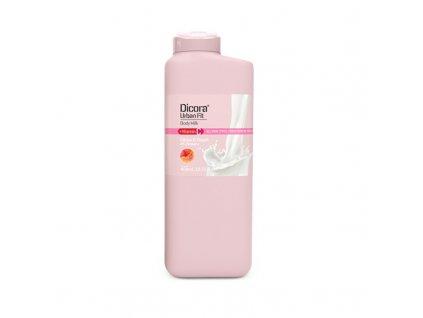 Dicora Tělové mléko s vitamínem C Citrusy & broskev - (Body Milk)