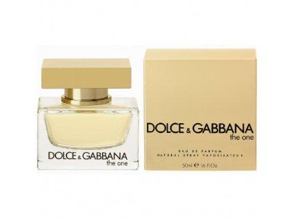 Dolce & Gabbana The One - parfémová voda