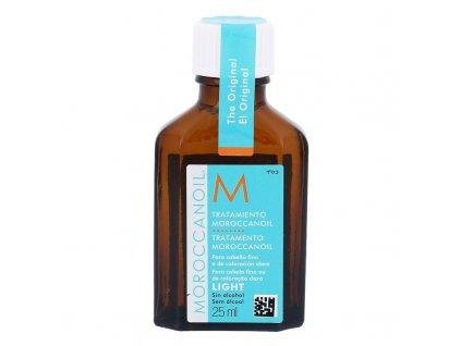 Moroccanoil Treatment Light Oil - olej na vlasy