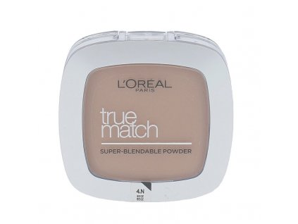 L´Oréal Paris True Match - (4N Beige) pudr