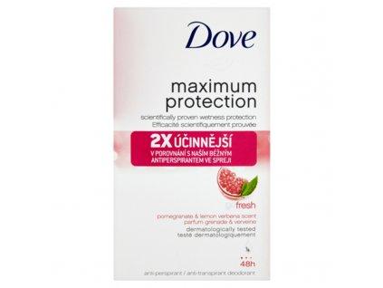 ELODE Tuhý deodorant Maximum Protection Fresh s vůní granátového jablka a citronové verbeny