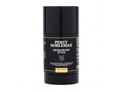 Percy Nobleman Tuhý deodorant pro muže s aloe vera a vilínem