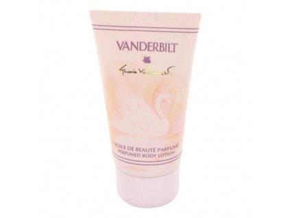 Gloria Vanderbilt Vanderbilt - tělové mléko