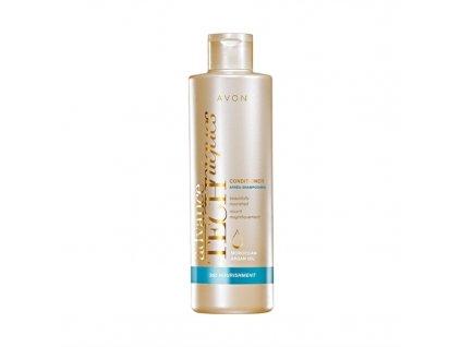 Avon Vyživující kondicionér s marockým arganovým olejem pro všechny typy vlasů Advance Techniques - (360 Nourishment Moroccan Argan Conditioner)