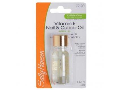 Sally Hansen Vyživující olejíček na nehty a kůžičku s vitaminem E - (Nail and Cuticle Oil)