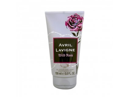 Avril Lavigne Wild Rose - sprchový gel