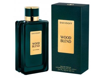 Davidoff Wood Blend - parfémová voda