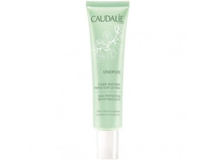 Caudalie Zmatňující fluid pro smíšenou až mastnou pleť Vinopure - (Skin Perfecting Mattifying Fluid)