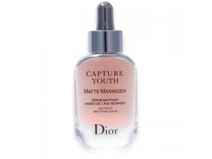 Dior Zmatňující sérum pro zachování mladistvého vzhledu pleti Capture Youth Matte Maximizer - (Age-Delay Matifying Serum)