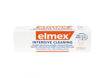 Elmex Zubní pasta Intensive Cleaning
