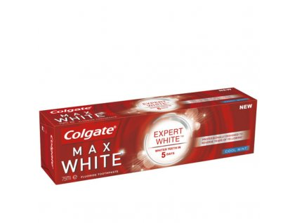 Colgate Zubní pasta Max White Expert White Cool Mint