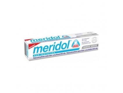 Meridol Zubní pasta s bělicím účinkem - (Gentle White)