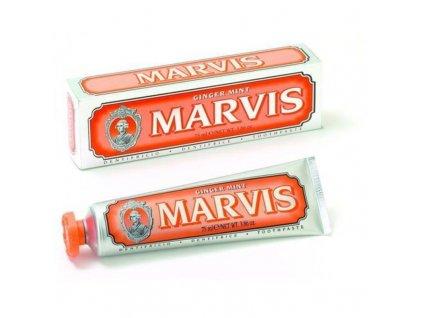 Marvis Zubní pasta zázvorovo mátová(Ginger MintToothpaste)