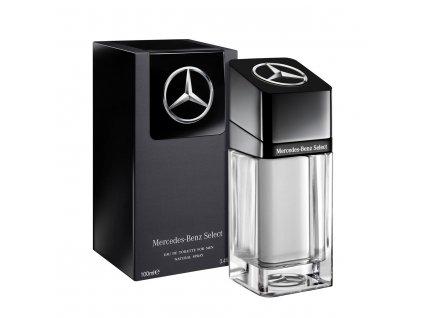 Mercedes Benz Select for Man - (TESTER) toaletní voda