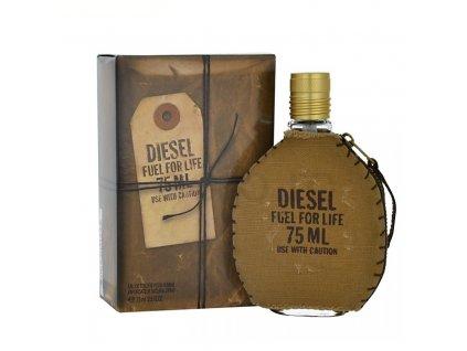 Diesel Fuel for Life pour Homme - toaletní voda