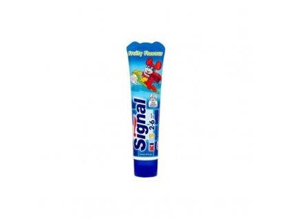 Signal Dětská zubní pasta s ovocnou příchutí Kids Fruity
