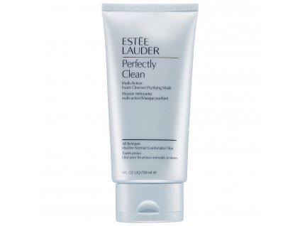 Estee Lauder KOSMETIKA Perfectly Clean - (Multi-Action Foam Cleanser/Purifying Mask) Multifunkční čisticí pěna a čisticí maska 2 v 1
