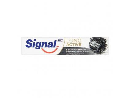 Signal Zubní pasta s bělicím účinkem Long Active Nature Elements