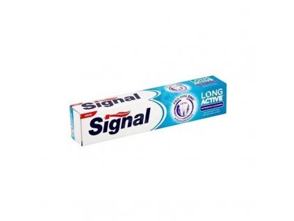 Signal Zubní pasta s mikrogranulemi - (Long Active Intensive Cleaning)