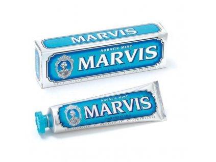 Marvis Zubní pastas mořskou svěžestí - (Aquatic Mint Toothpaste)