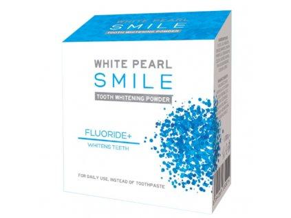 VitalCare Bělicí zubní pudr SMILE Fluor+