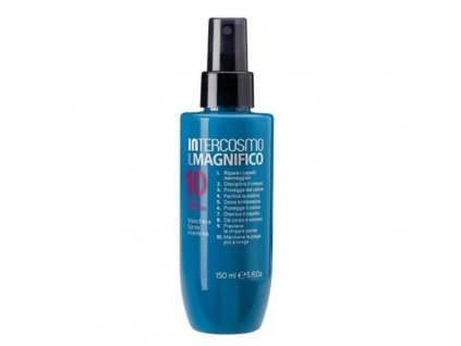 Intercosmo Intenzivní maska na vlasy ve spreji IL Magnifico 10 Multibenefits - (Maschera Spray Intensiva)