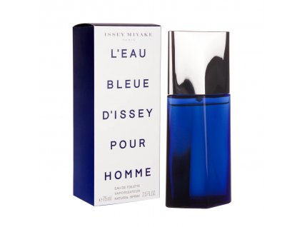 Issey Miyake L`Eau Bleue D`Issey pour Homme - toaletní voda