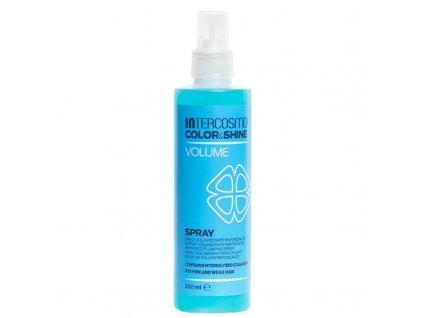 Intercosmo Sprej pro objem vlasů Color & Shine Volume - (Spray)