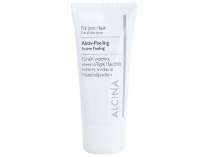 ALCINA Aktivní peeling - (Active Peeling)