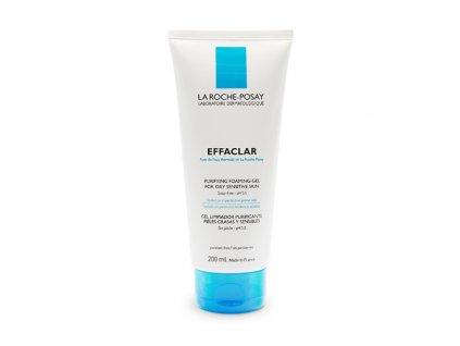 La Roche-Posay Effaclar Gel - čistící pěnící gel pro mastnou citlivou pleť