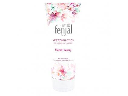 Fenjal Hydratační tělové mléko Floral Fantasy - (Body Lotion)