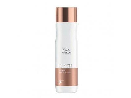 Wella Professionals Intenzivně regenerační šampon na poškozené vlasy Fusion - (Intense Repair Shampoo)