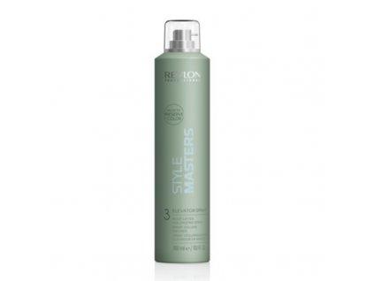Revlon Professional Lak na vlasy pro objem silně tužící Style Masters - (Volume Elevator Spray)