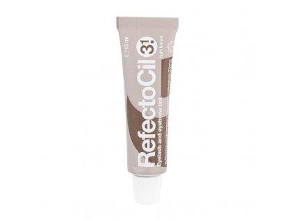 RefectoCil Eyelash And Eyebrow Tint - (3.1 Light Brown) péče o řasy a obočí