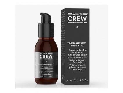 American Crew Olej na holení - (Shaving Skincare Ultra Gliding Shave Oil)