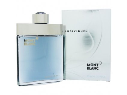 Mont Blanc Individuel - toaletní voda