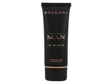 Bvlgari Man In Black - balzám po holení