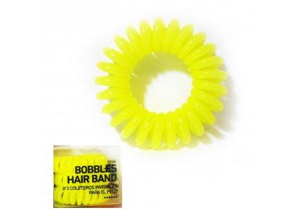 BIFULL Bobbles Hair Band - (Amarillo) žlutá gumička na vlasy