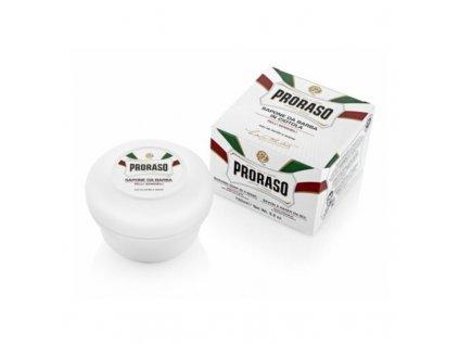 Proraso Mýdlo na holení pro citlivou pokožku se zeleným čajem White - (Shaving Soap)