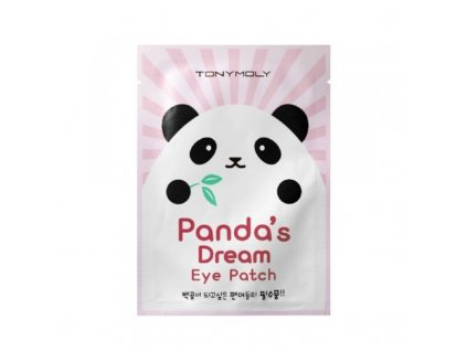 Tony Moly Rozjasňující maska na oční okolí Panda`s Dream - (Eye Patch)