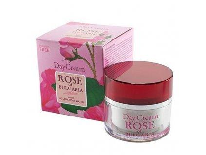 BioFresh Denní zklidňující krém s růžovou vodou Rose Of Bulgaria - (Day Cream)