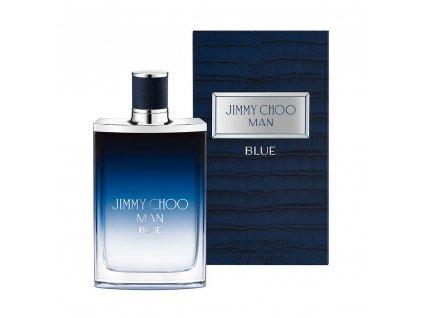 Jimmy Choo Blue - toaletní voda