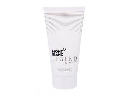 Montblanc Legend Spirit - sprchový gel