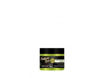Nature Box Intenzivně regenerační maska na vlasy Avocado Oil - (Recovery Mask)