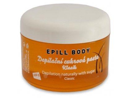 Ostatní Epill Body - Depilační cukrová pasta Klasik